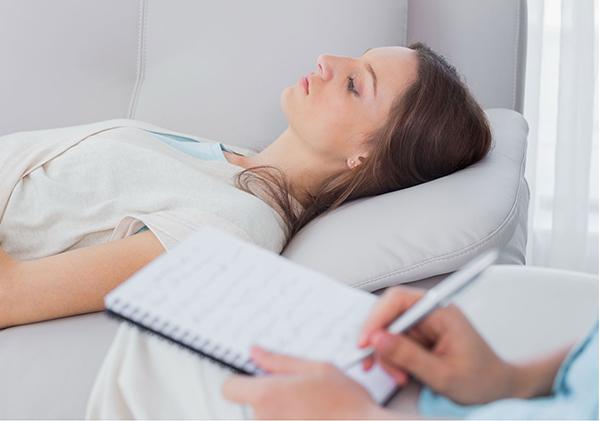 Hypnotherapy with Aubrey